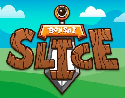 Bonsai Slice Game