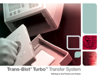 Transblot Turbo Product Launch Campaign - Part 1