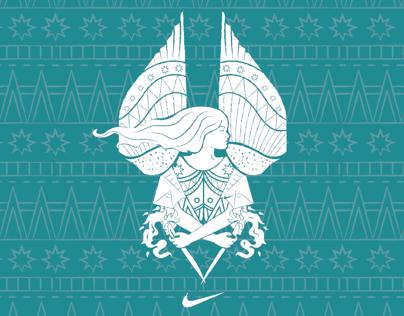 Nike Womens Marathon DC