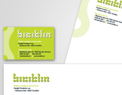 Biciklin - CGP / Identity