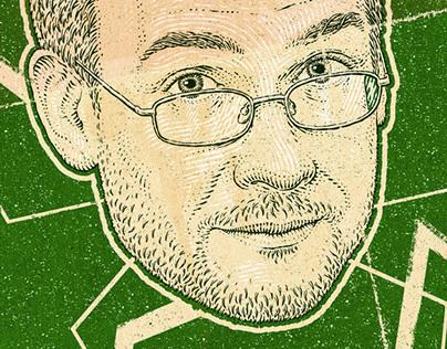 John Green for The New Yorker