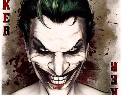 Joker For FCBD