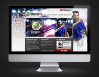 Premiership Coach 2011 Website
