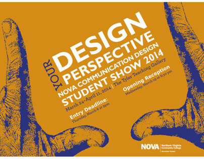 Student Show Poster