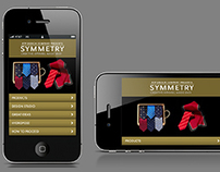 Symmetry Mobile Prototype