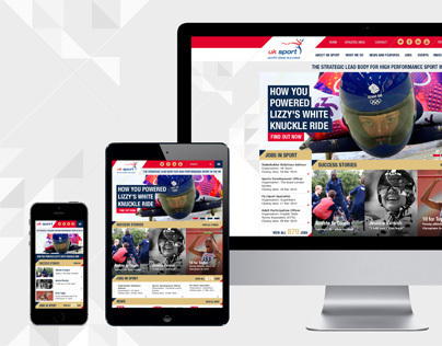 UK Sport responsive site pitch concept