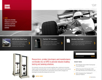 MTS Systems Corporation Website