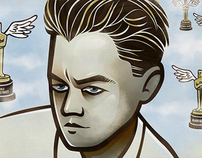 DiCaprio - Vanity Fair