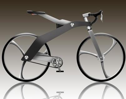 Futuristic Bicycle Concept