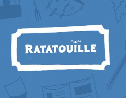 Ratatoiulle Poster