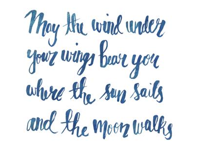 The Hobbit - quote illustration