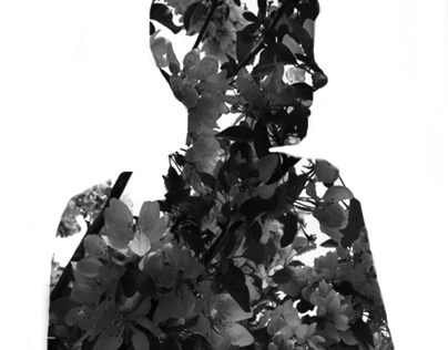 Double Exposure Silhouettes