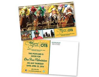 Hollywood Park Off-Track Betting