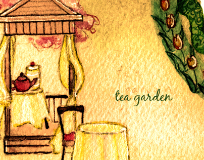 Kelley Sisters Garden Map