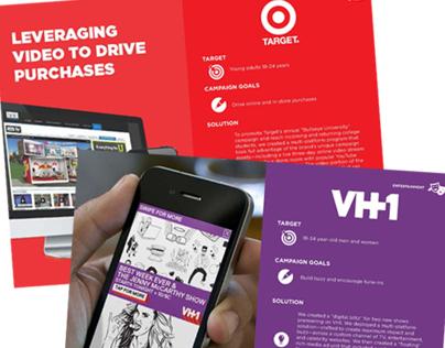 Burst Media Solutions Showcase