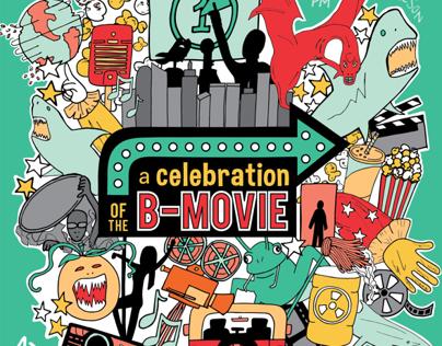 B-Movie Festival Campaign