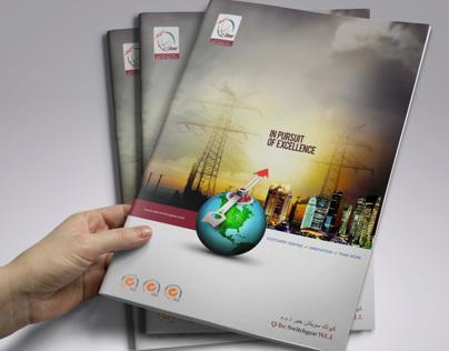 Brochure of Q-Tec Switchgear WLL, Qatar