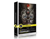 STEAMPHUNK GRAPHIC PACK