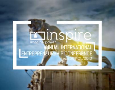 Inspire | An International Entrepreneurship Conference