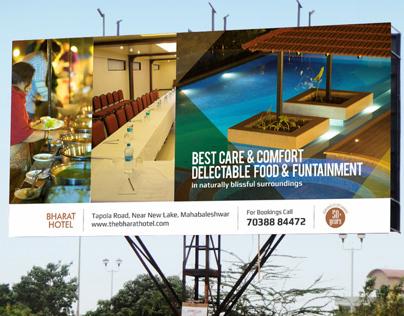 Bharat Hotel, Mahableshwar, India