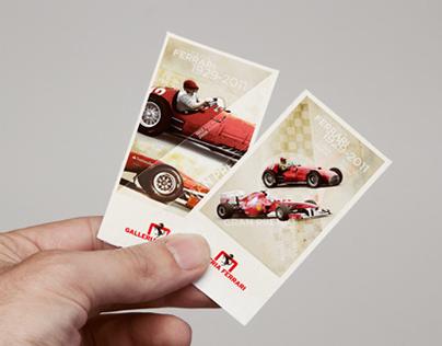 Museo Ferrari 2011- Entrance Tickets