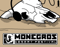CLIPPER Monegros Desert Festival | contest WINNER