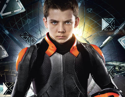 ENDERS GAME - POSTER