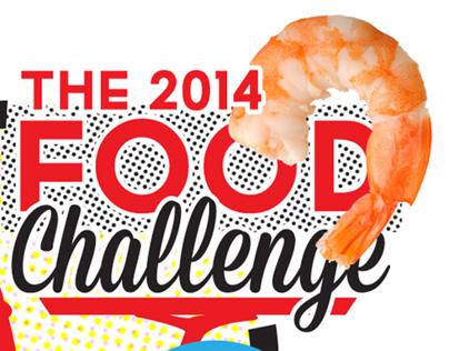 Toledo City Paper Food Challenge