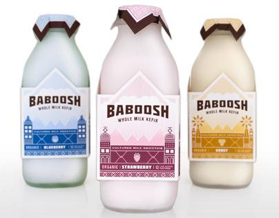 Baboosh Whole Milk Kefir