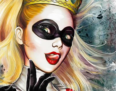 Queen Harley