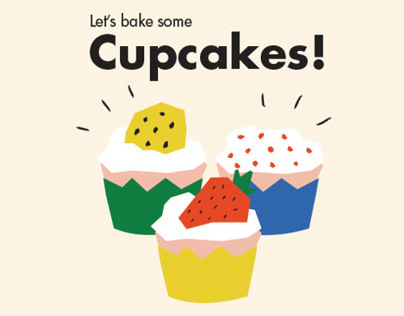 Lets bake some cupcakes!