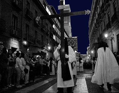Semana Santa 2014, Madrid.