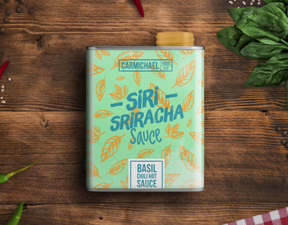 Siri Sriracha Hot Sauce
