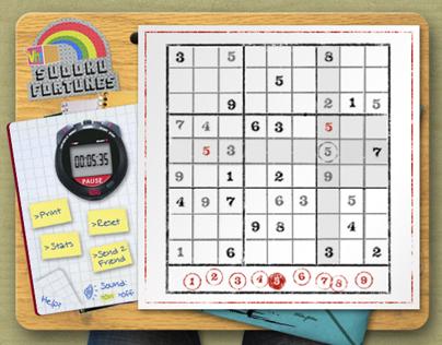 VH1: Sudoku Fortunes