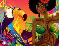 Carnaval Chetumal 2008
