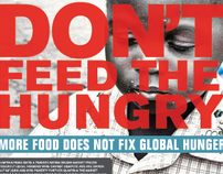 Don't Feed The Hungry