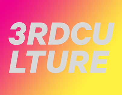 3rd Culture business cards