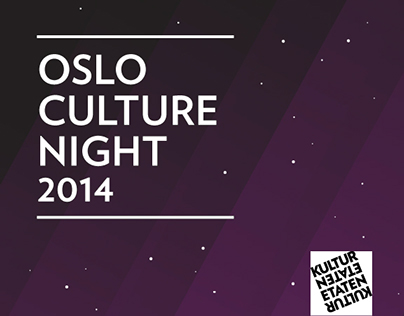 Oslo Culture Night 2014