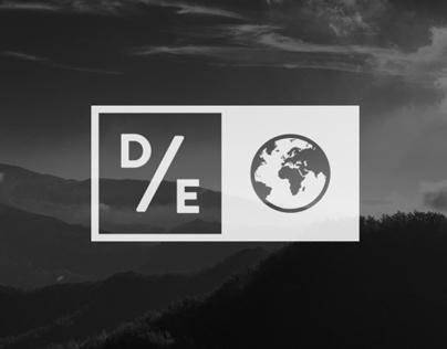 Decode Earth - Logo