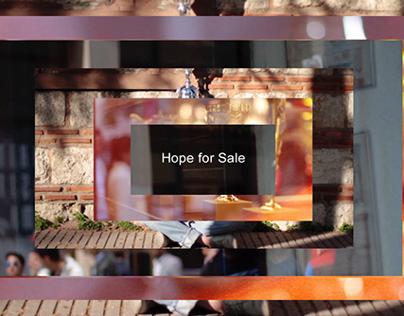 Hope for Sale - Shortfilm