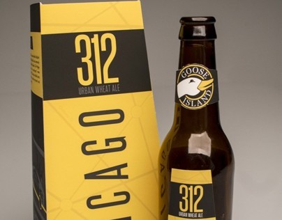 Goose Island 312 Packaging