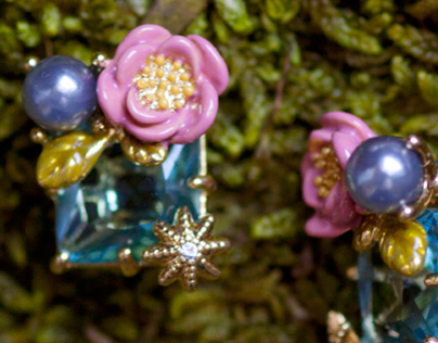 Spring/Summer Jewelry Photo Styling