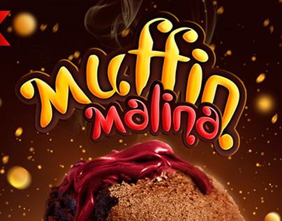 Client work - muffins