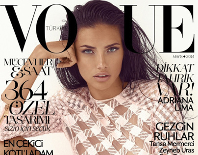 VOGUE TURKEY MAY 14