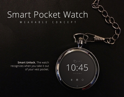 Smart Pocket Watch