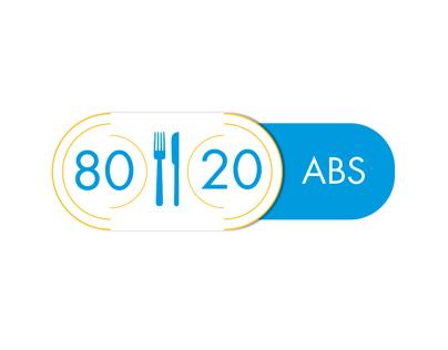 80/20 Abs Logo