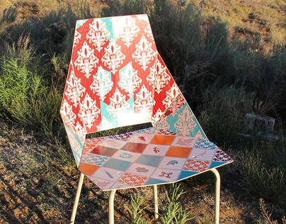 Chair Design: AIGA New Mexico