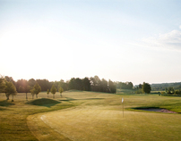 Rydö Golf Club - Promotional Photography