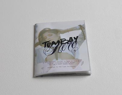 Tomboy Hero - The lookbook