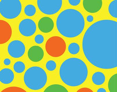 Nickelodeon Branding—Patterns